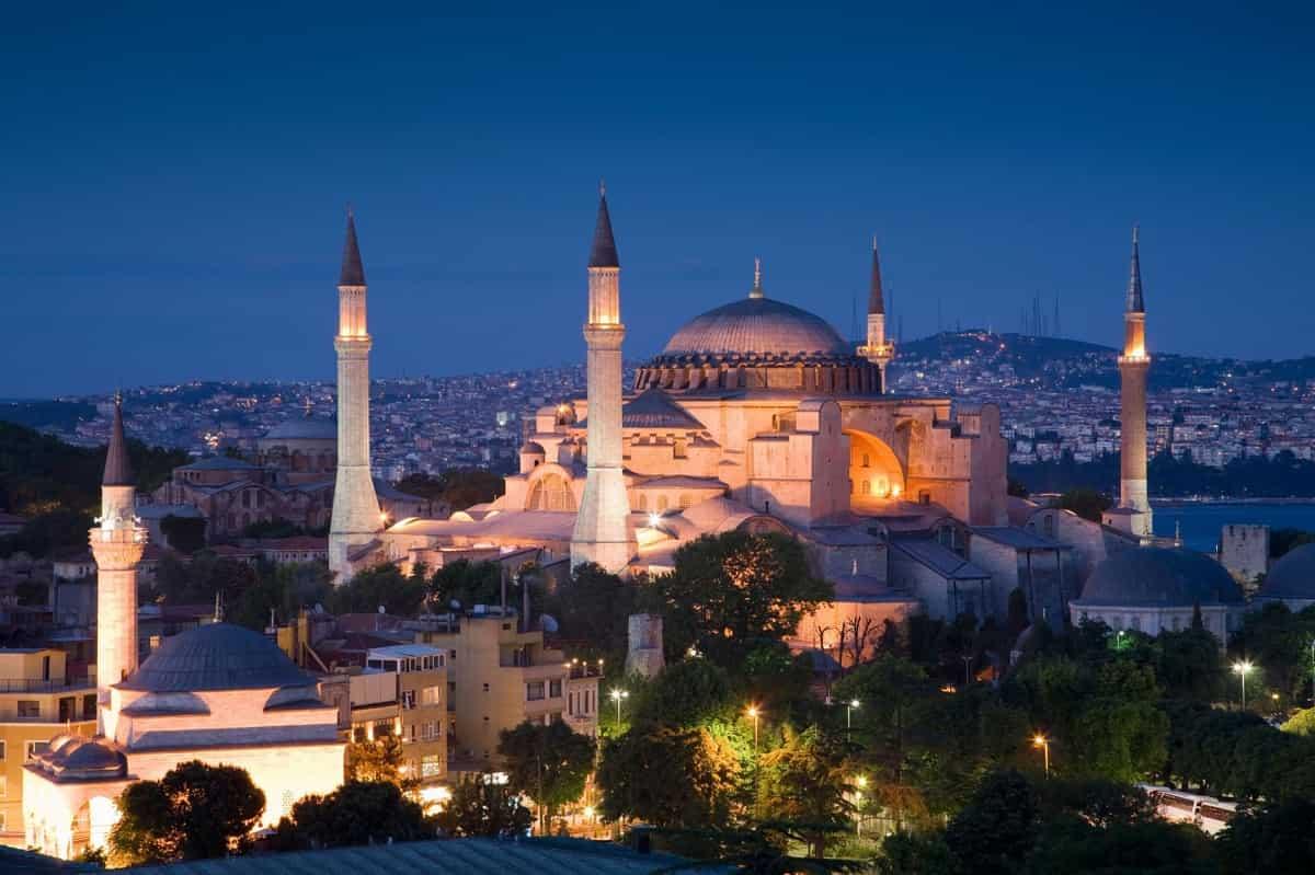 Hagia-Sophia-Mosque