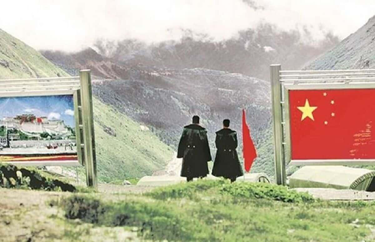 India China Galwan Valley