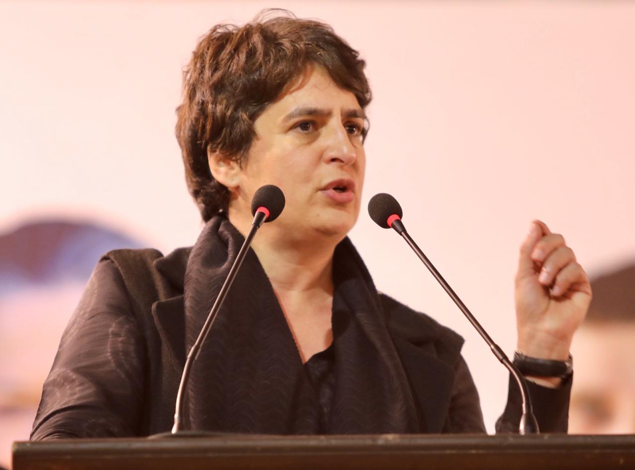 Priyanka Gandhi