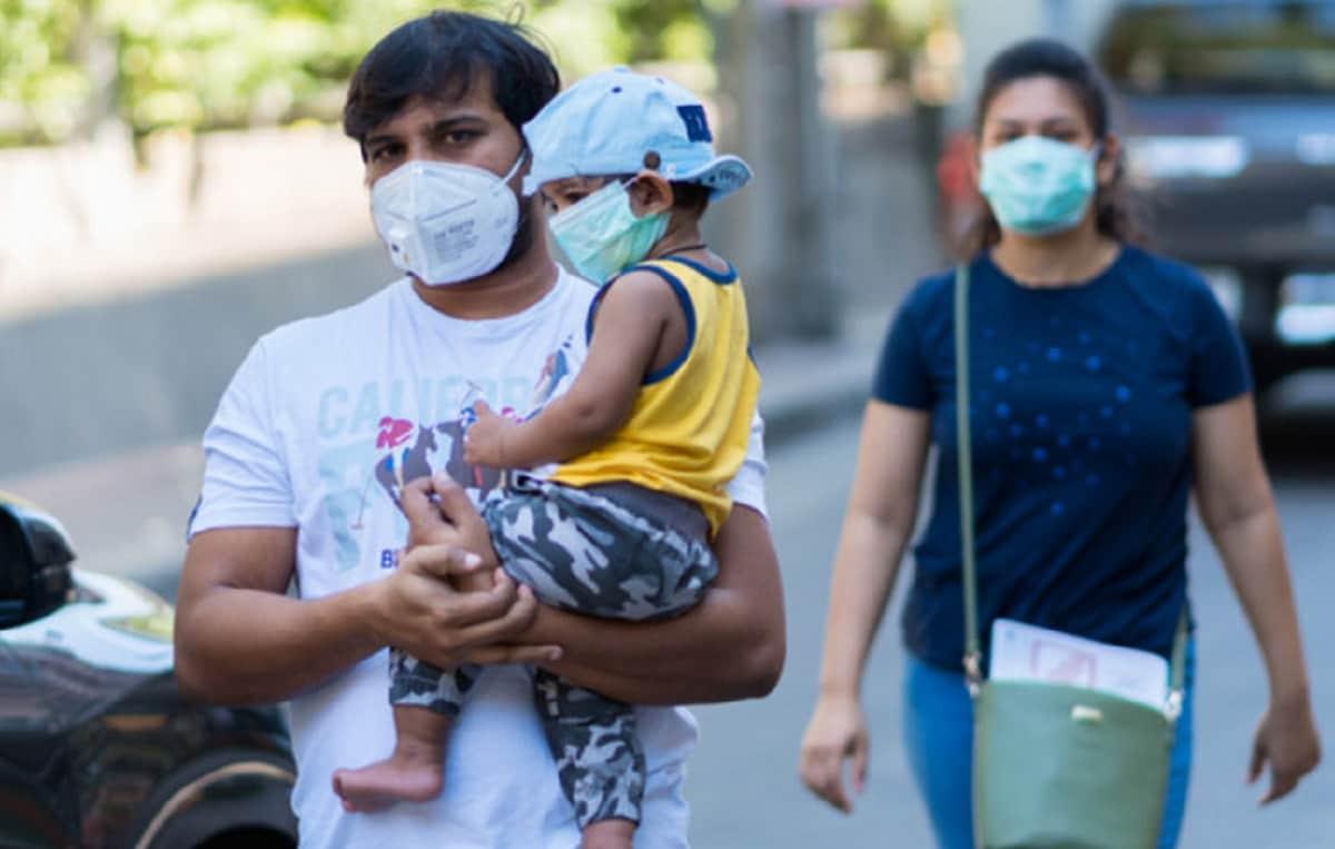 coronavirus delhi