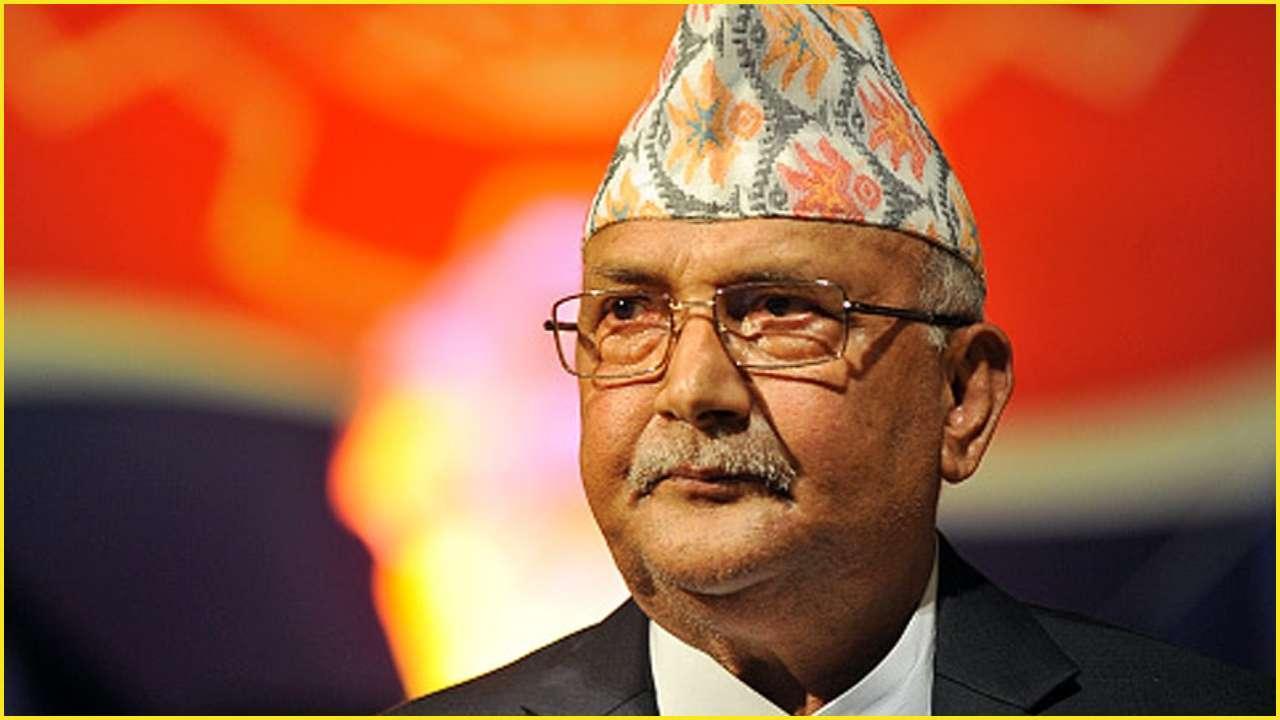 KP Sharma Oli