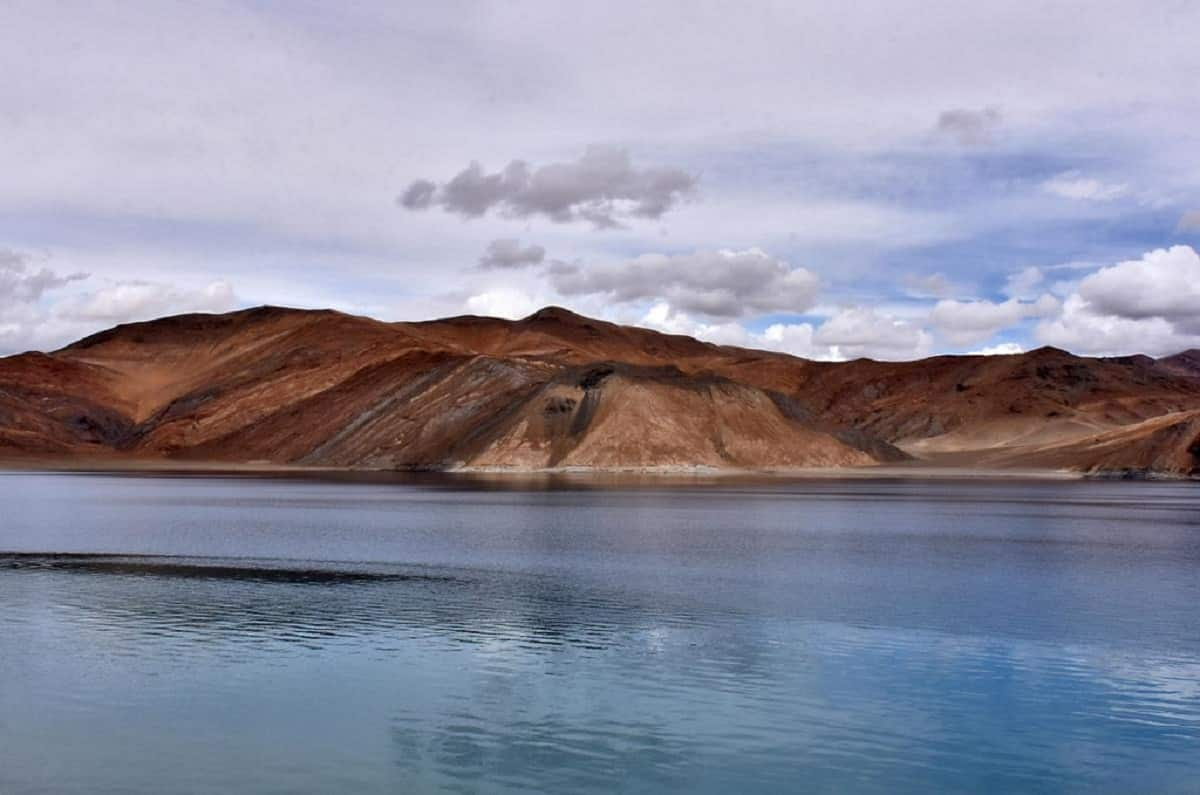 Himalayan hilltops Ladakha